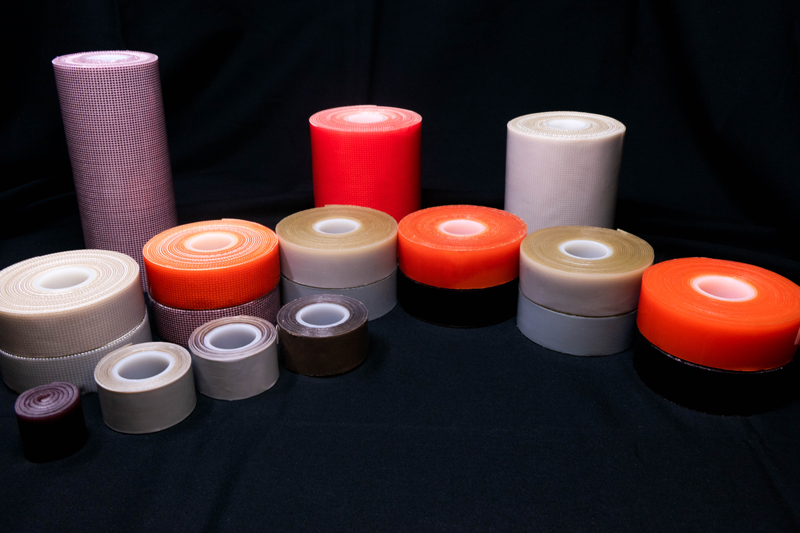 Various Av-DEC Polyurethane Rolled Sealants (PRS) - Previously known as Tape
